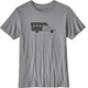 Patagonia M's Repair Is Radical Organic T-Shirt Feather Grey